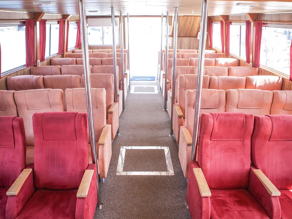 seabus-interior